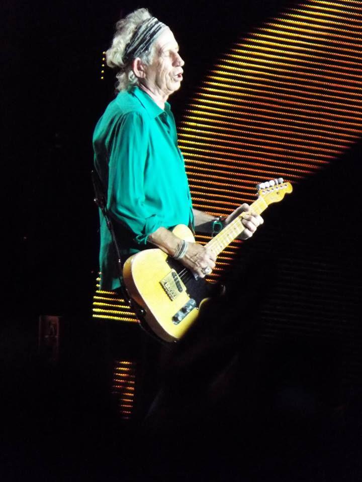 Detroit MI USA 8-July-2015 Rolling Stones live show updates