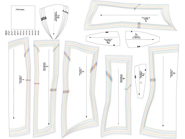 Free Printable Corset Patterns | Projects to Try | Pinterest ...