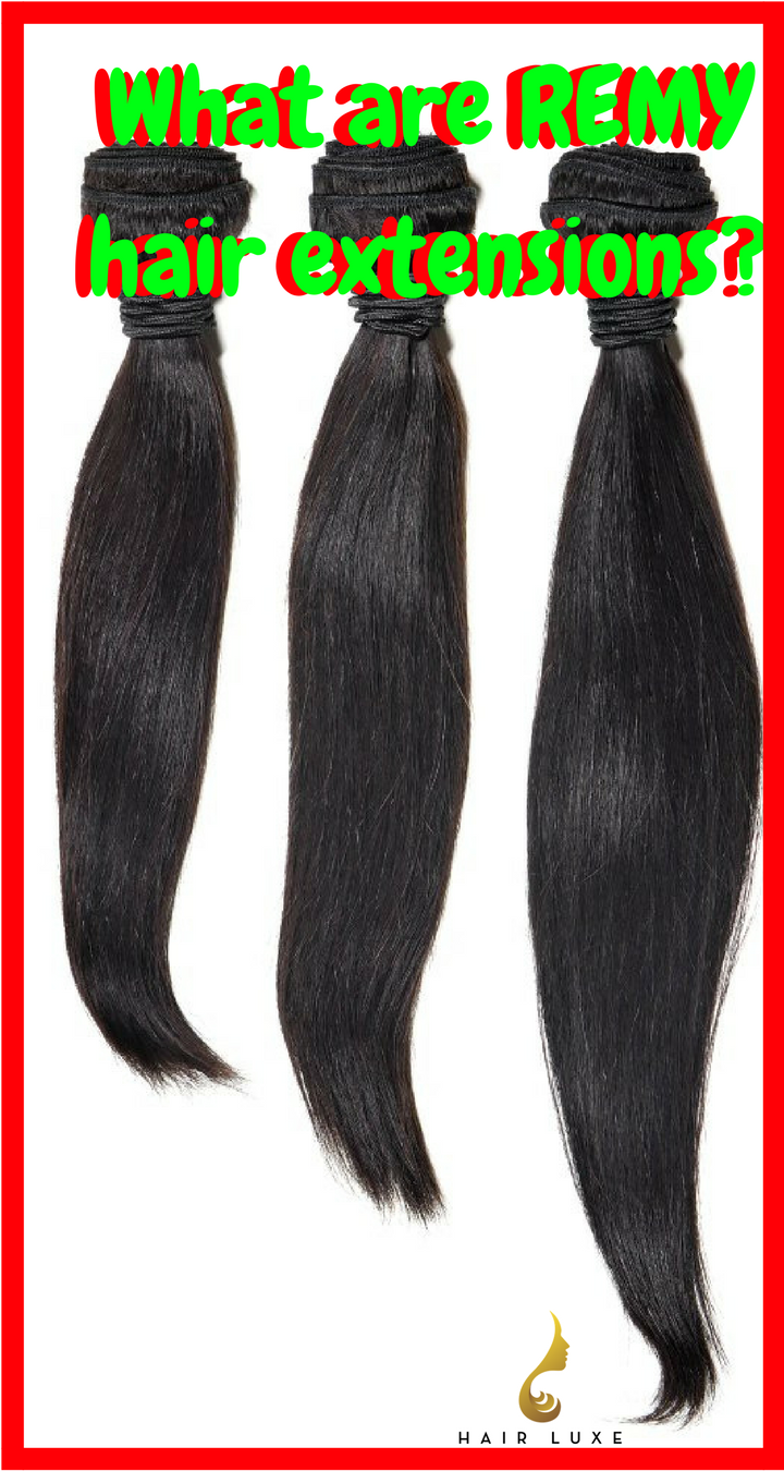 What Are Remy Hair Extensions Complete Guide Sew In Weave
