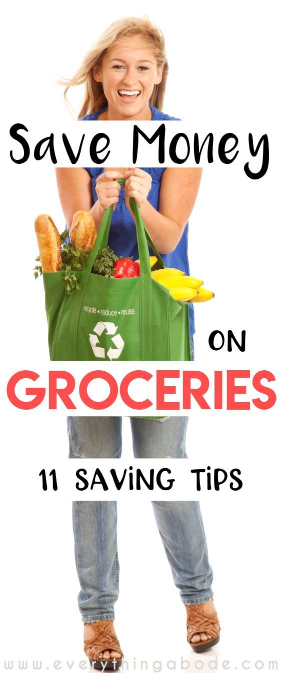 11 Clever Ways to Save Money on Groceries - Everything Abode