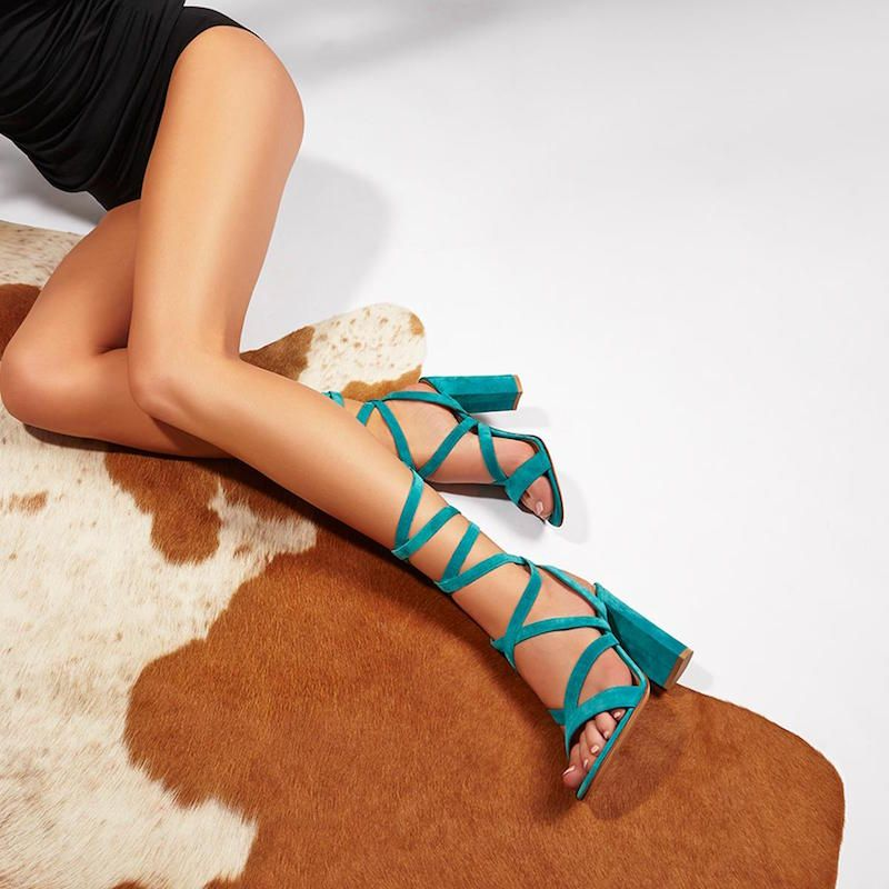 outlet hot sale cheap sale nicekicks Gianvito Rossi Janis Wraparound Sandals F0Pjou64H
