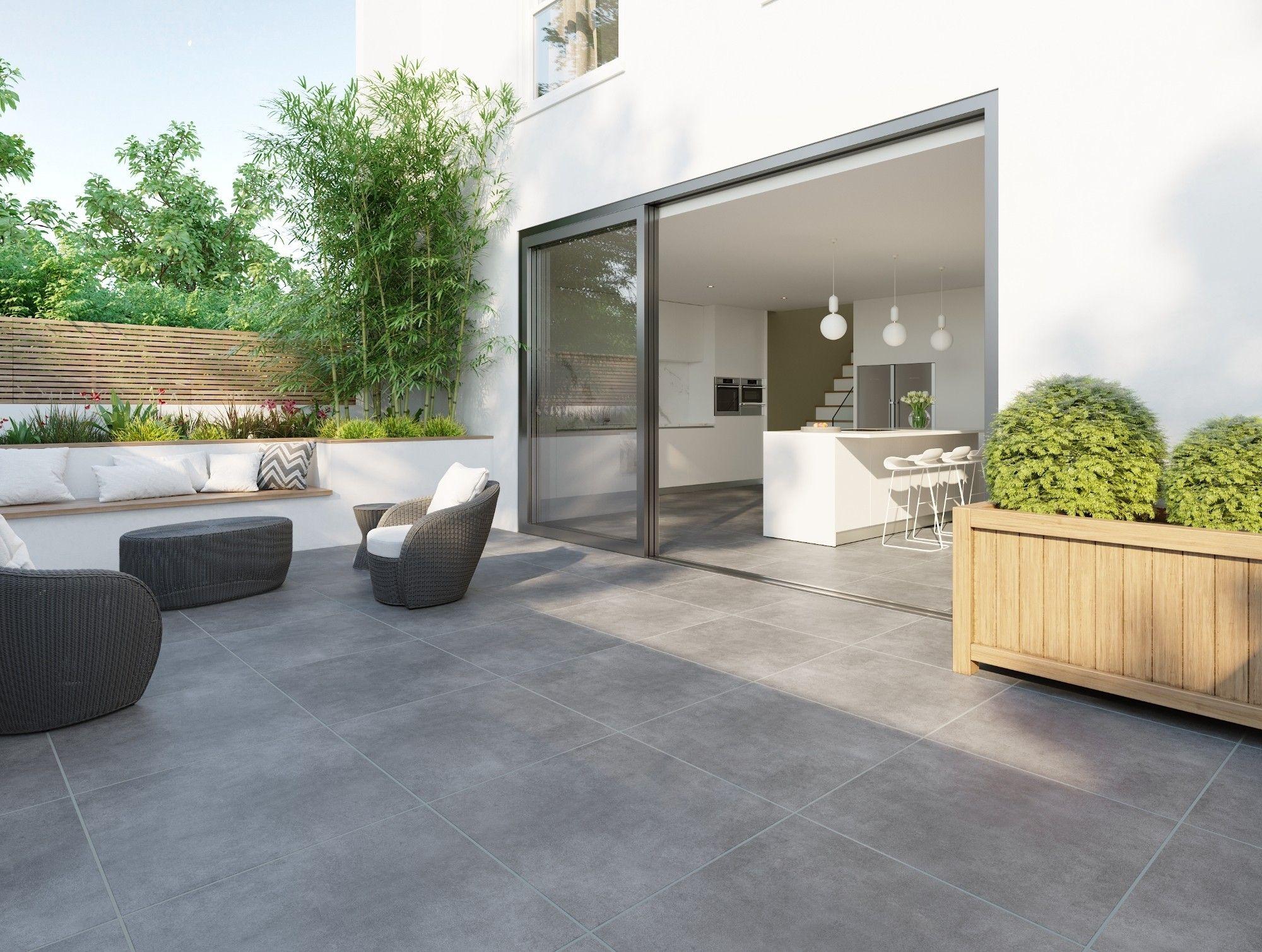 Dunsen Grey Floor Tiles Grey Floor Tiles Outdoor Flooring Grey Flooring
