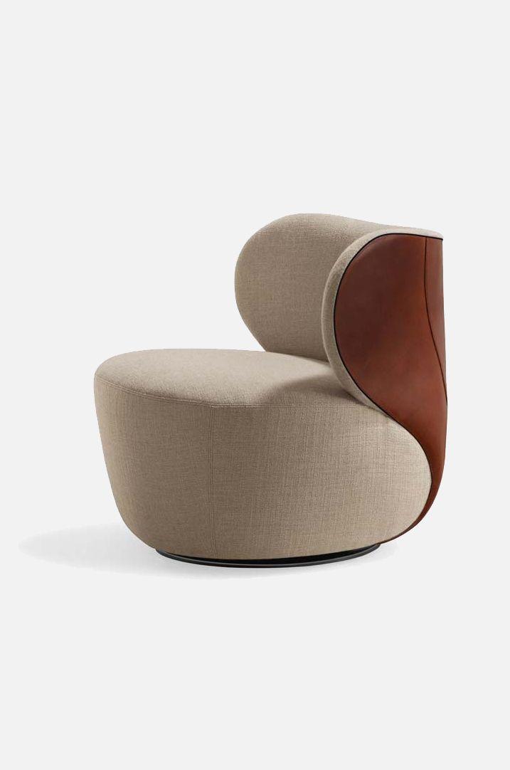 Bao, Walter Knoll   chair-椅子/单人椅   Pinterest   Single sofa ...
