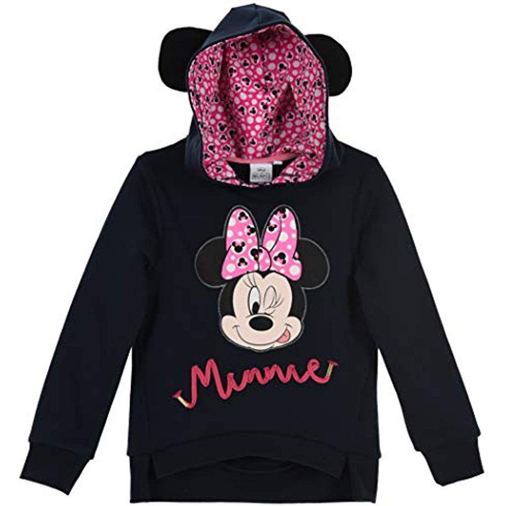 Minnie Mouse Bambina Felpa #Abbigliamento #Bambine e ragazze