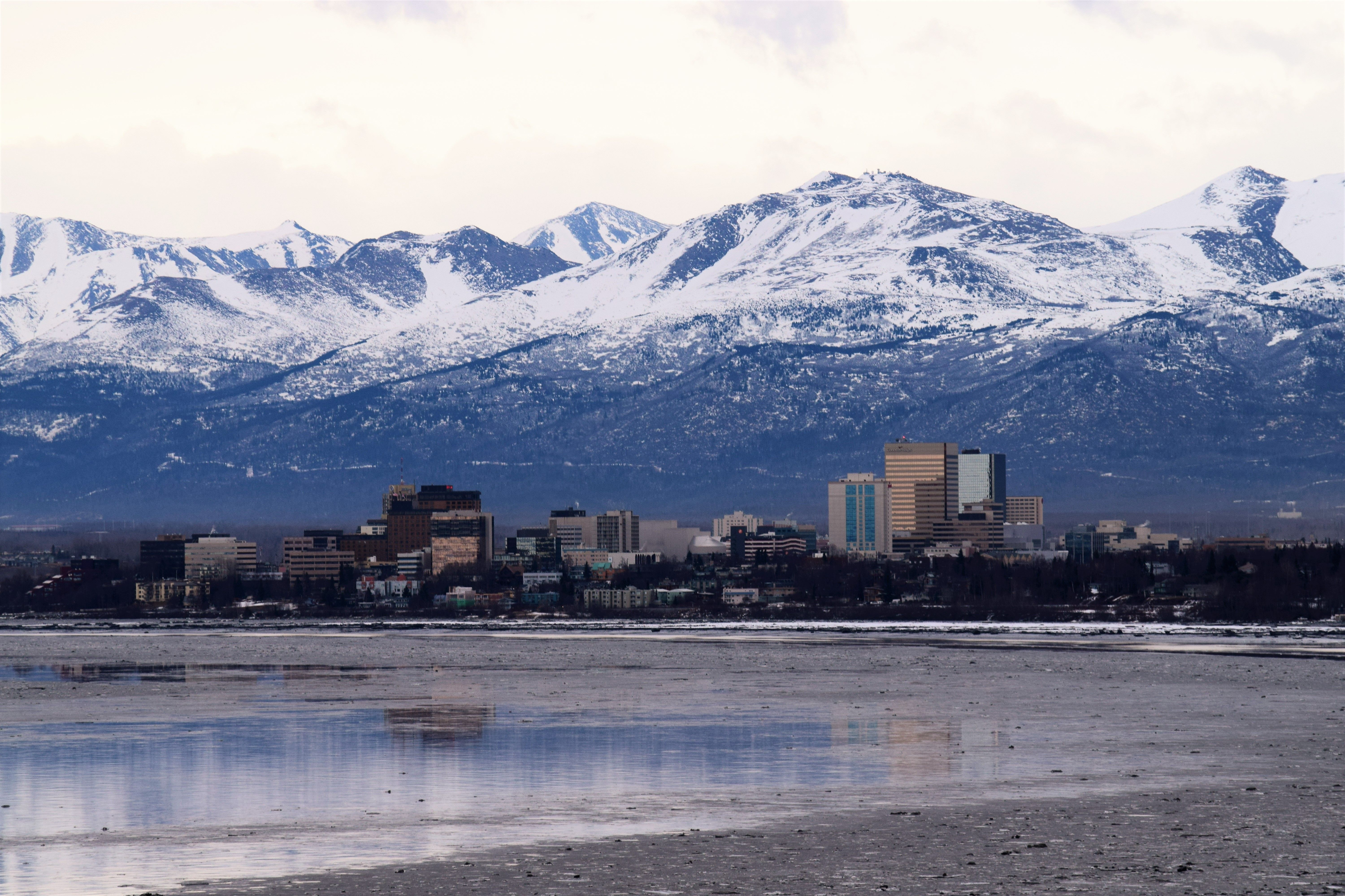Anchorage, Alaska BEEN THERE