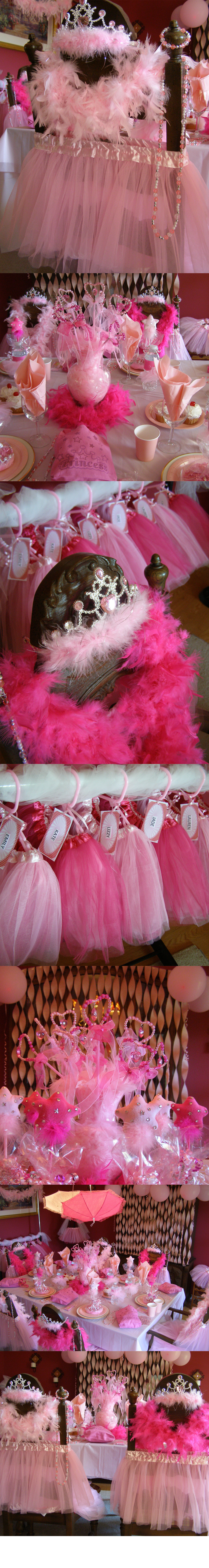 Princess Party Ideas. Special Sale on Pinkalicious Tutu Party in a ...