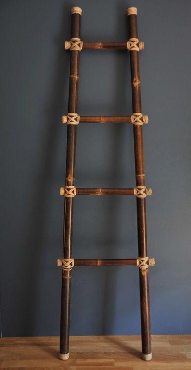 R novation salle de bain en 10 id es d co faciles w meuble bambou porte serviette - Salle de bain tropicale ...