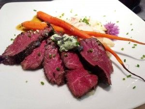 Sousvide Tenderloin Or Hanger Or Sirloin Steak By Chef Vivian