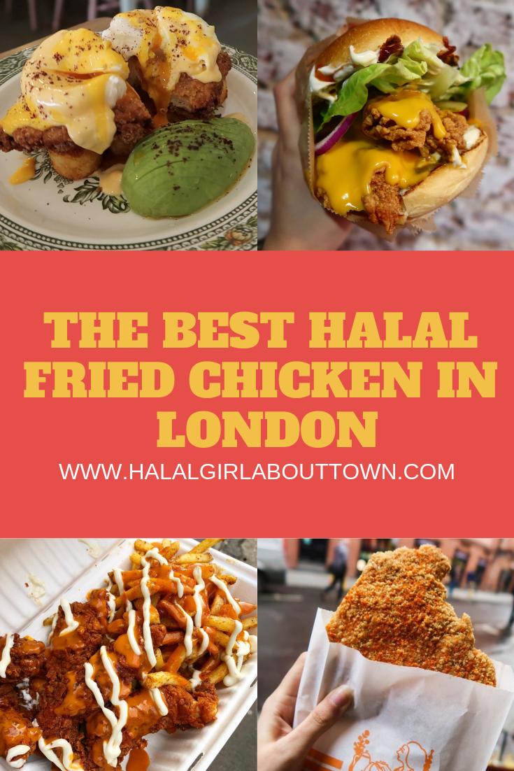 The Best Halal Fried Chicken In London Halal Recipes Halal Restaurants London London Food