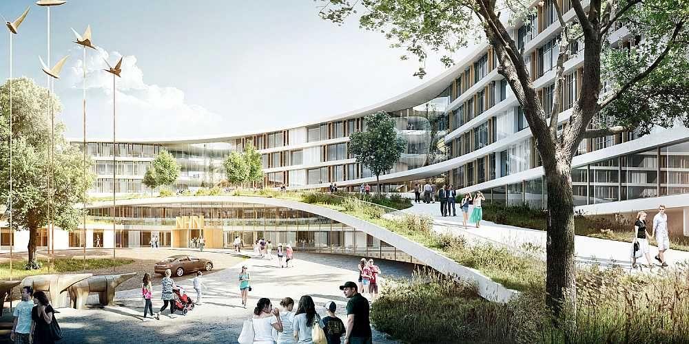 NEW NORTH ZEALAND HOSPITAL C.F. Møller