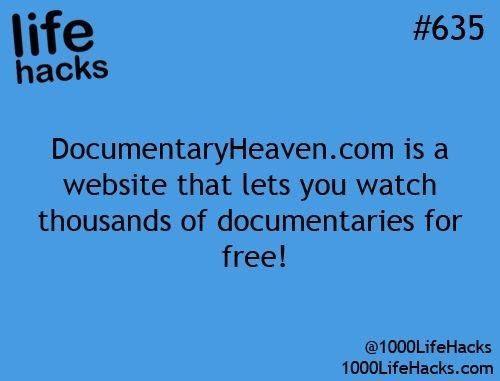 http://documentaryheaven.com/
