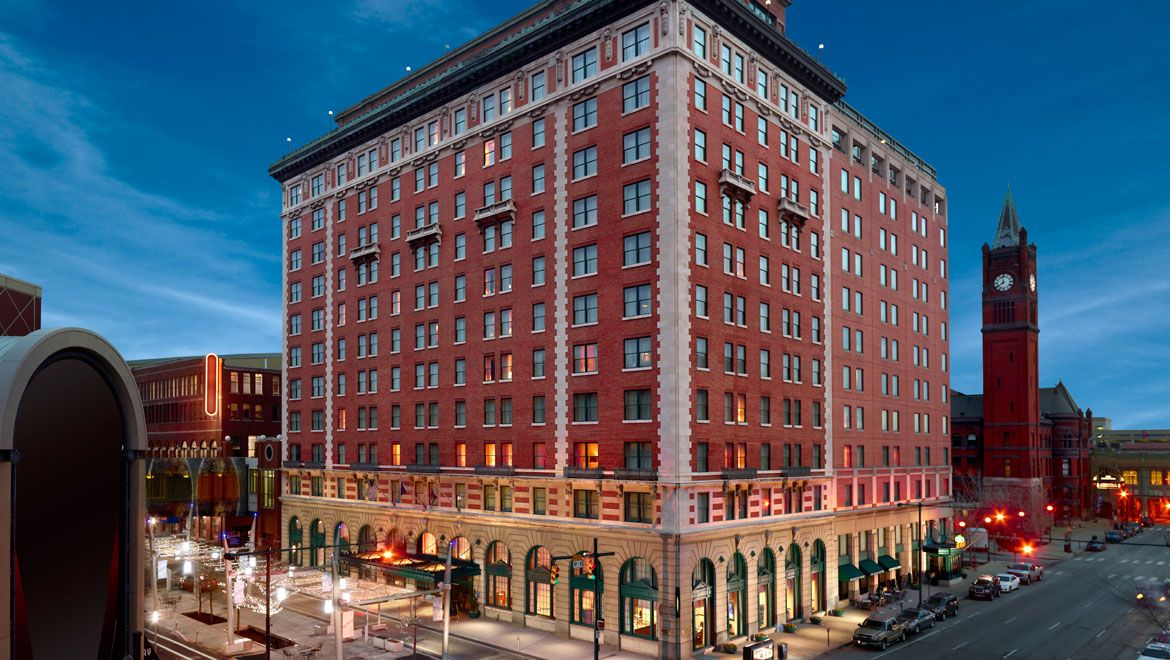 Indianapolis Hotels Downtown Indianapolis Hotel Omni Severin