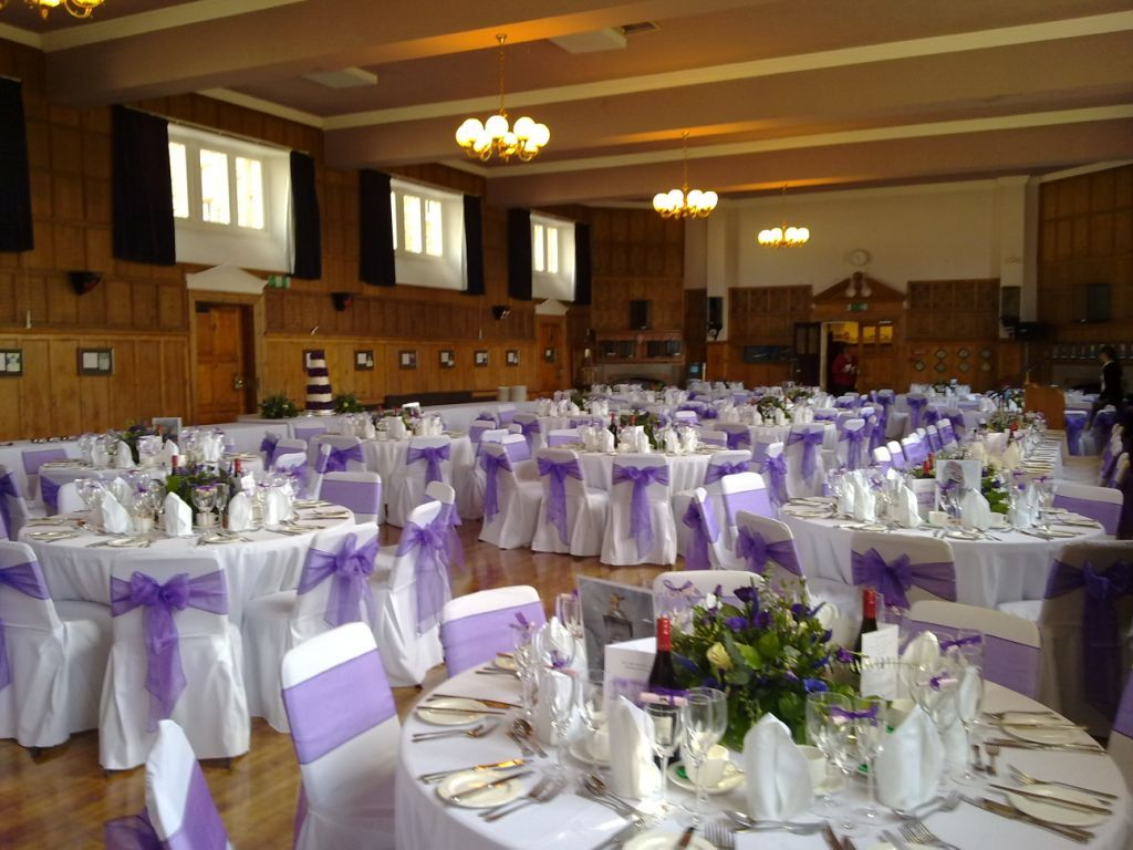 Wedding Event Stylist Teesside Chair Covers Wedding Wedding Chairs Purple Wedding Theme