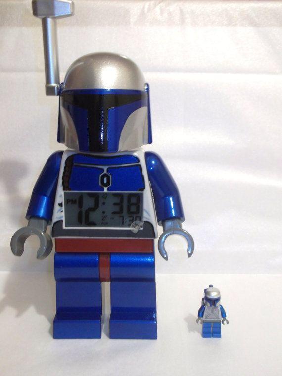 Boba Fett Lego Star Wars Pfp : Jango, Clock, @Chris, Kuechenmeister, Wars,, Fett,, Bounty, Hunter