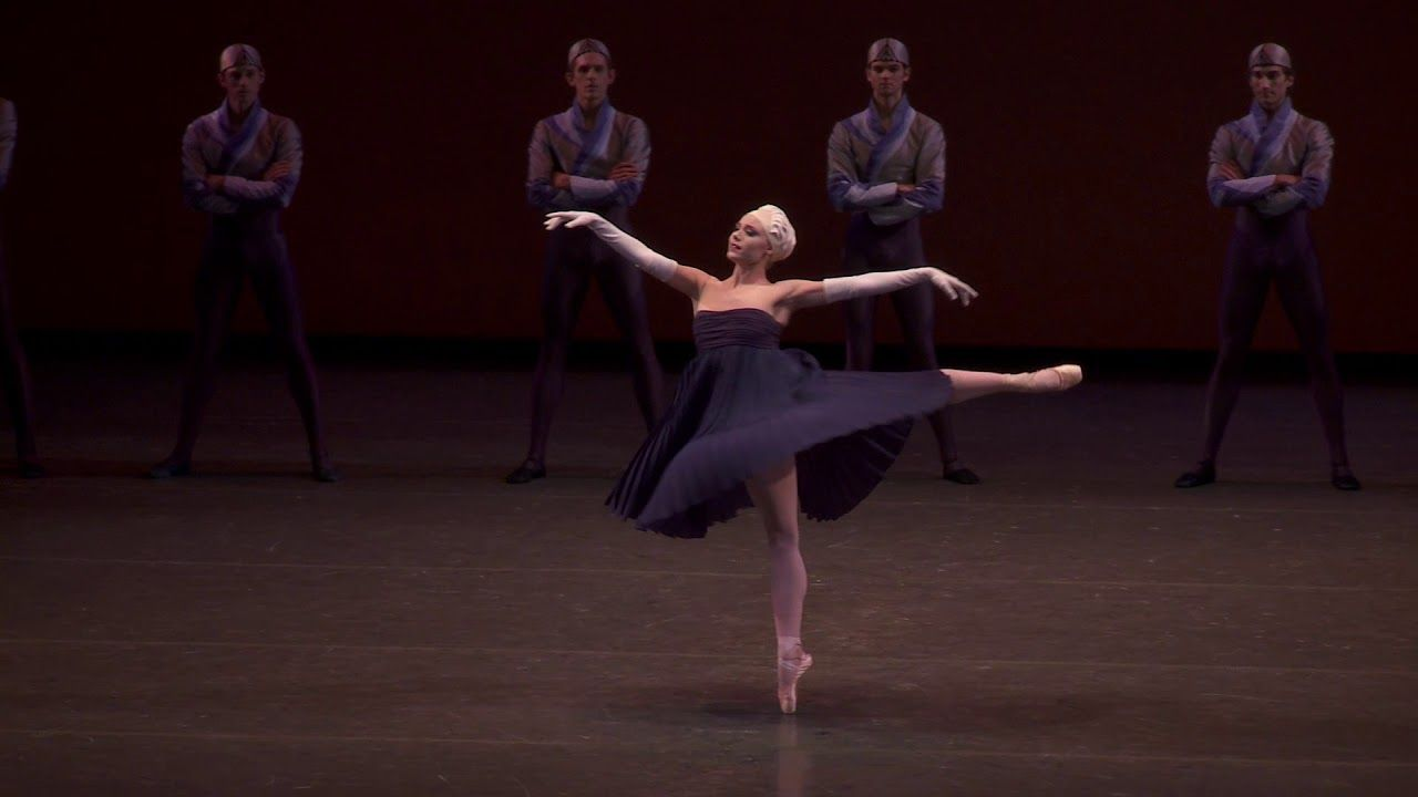 Anatomy of a Dance: Sara Mearns on Ratmansky\'s NAMOUNA, A GRAND ...
