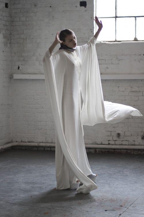 movement | surrender | freedom | dance | white angelic dress | fashion editorial | let go | express | www.republicofyou.com.au
