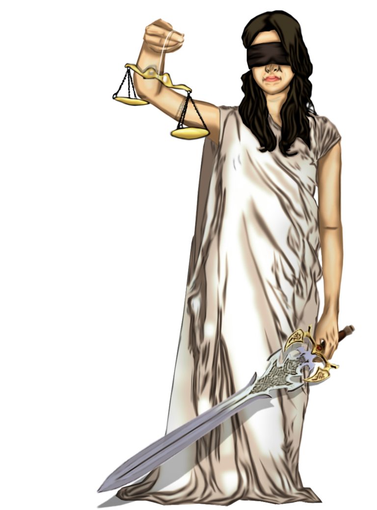 blind justice clip art lady justice clipart clipart