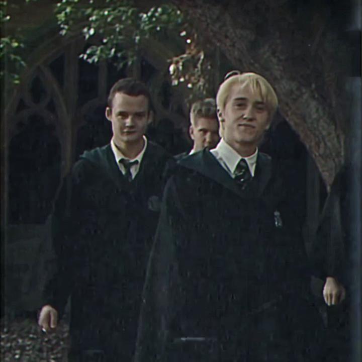 Draco Malfoy being Draco Malfoy
