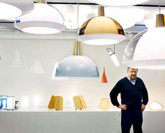 """""""Olen Suomen ainoa muotoilujohtaja, joka myöntää olevansa sokea"""", yhtiön perustaja sanoo"""