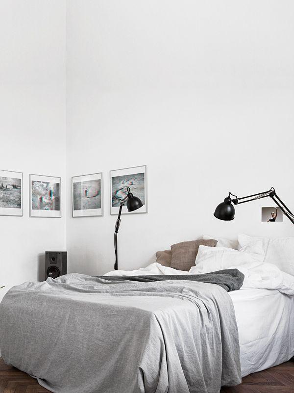 Chambre Tout En Blanc 19 Idees De Decor Blanc Cette Piece Avec