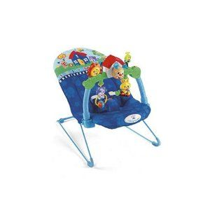 Fisher-Price Lil' Laugh and Learn Bouncer (Baby Product)