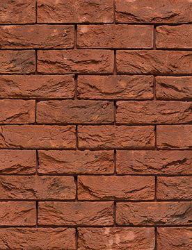 Canyonbrick Algemeen: De stenen worden gevormd door het werpen van klei in een mal. Ze vertonen de typische onregelmatige vormen en nerven van oude, han...