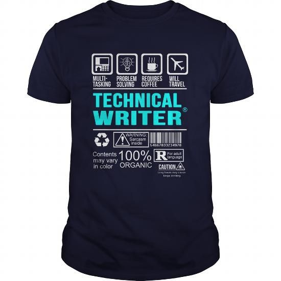 TECHNICAL WRITER T Shirts, Hoodies, Sweatshirts