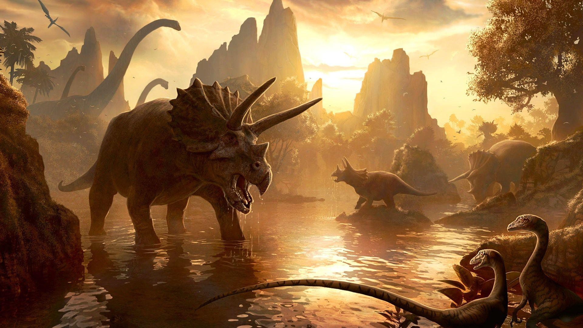 Fonds Décran Dinosaure Tous Les Wallpapers Dinosaure