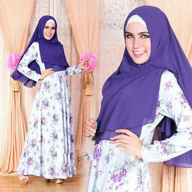 Pin By Warong Muslim On Love Gamis Syar I Pinterest Muslim