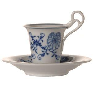 Meissen Blue Onion Espresso Cup & Saucer *40% OFF!*