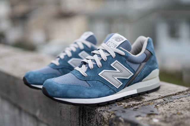 new balance 996 mens blue