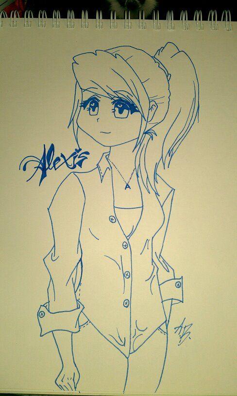 Alexis  © 2012