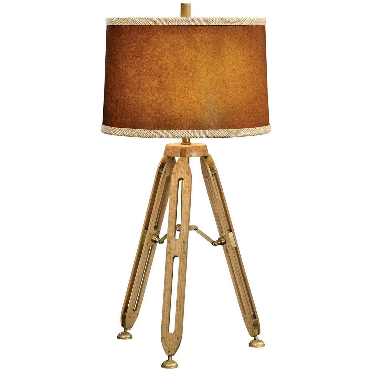 "Jonathan Charles Architectural 32"" H Table Lamp"
