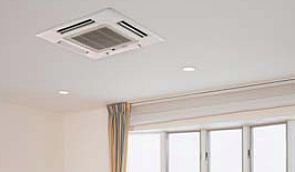Ceiling Mounted AC system