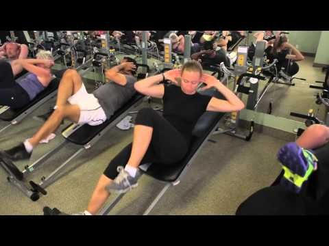 Total Gym Challenge Episode 2 The 1st Workout Total Gym Pulse Total Gym Gym Challenge Total Gym Workouts