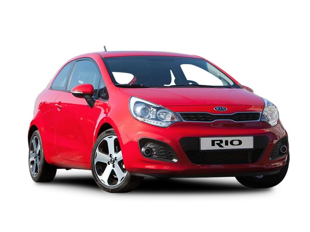Vehicle 5th Kia Rio