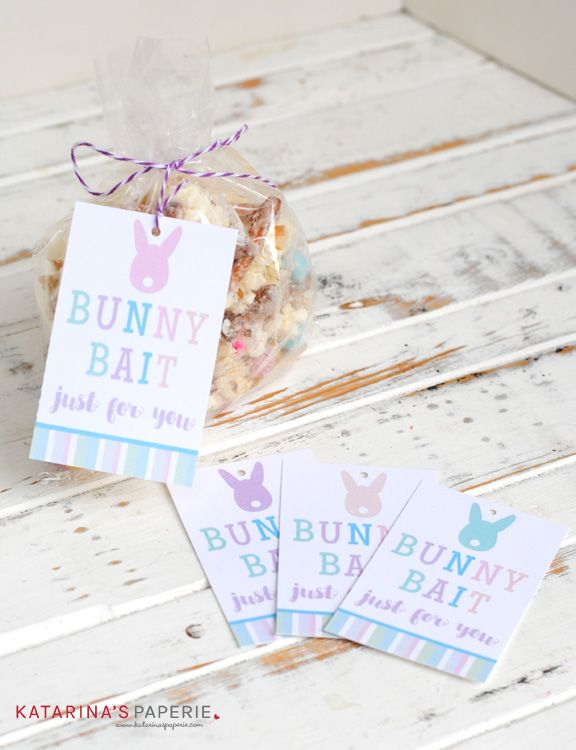 graphic relating to Bunny Bait Printable known as Cost-free Printable Bunny Bait Tag Cayde Bunny bait, Bunny