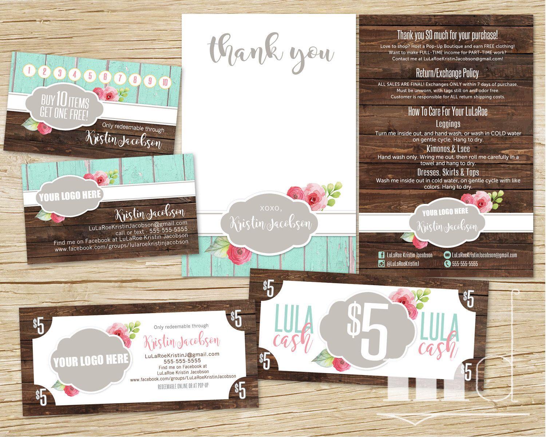 Marketing small business kit bundle business card punch loyalty marketing small business kit bundle business card punch loyalty card thank you care magicingreecefo Images