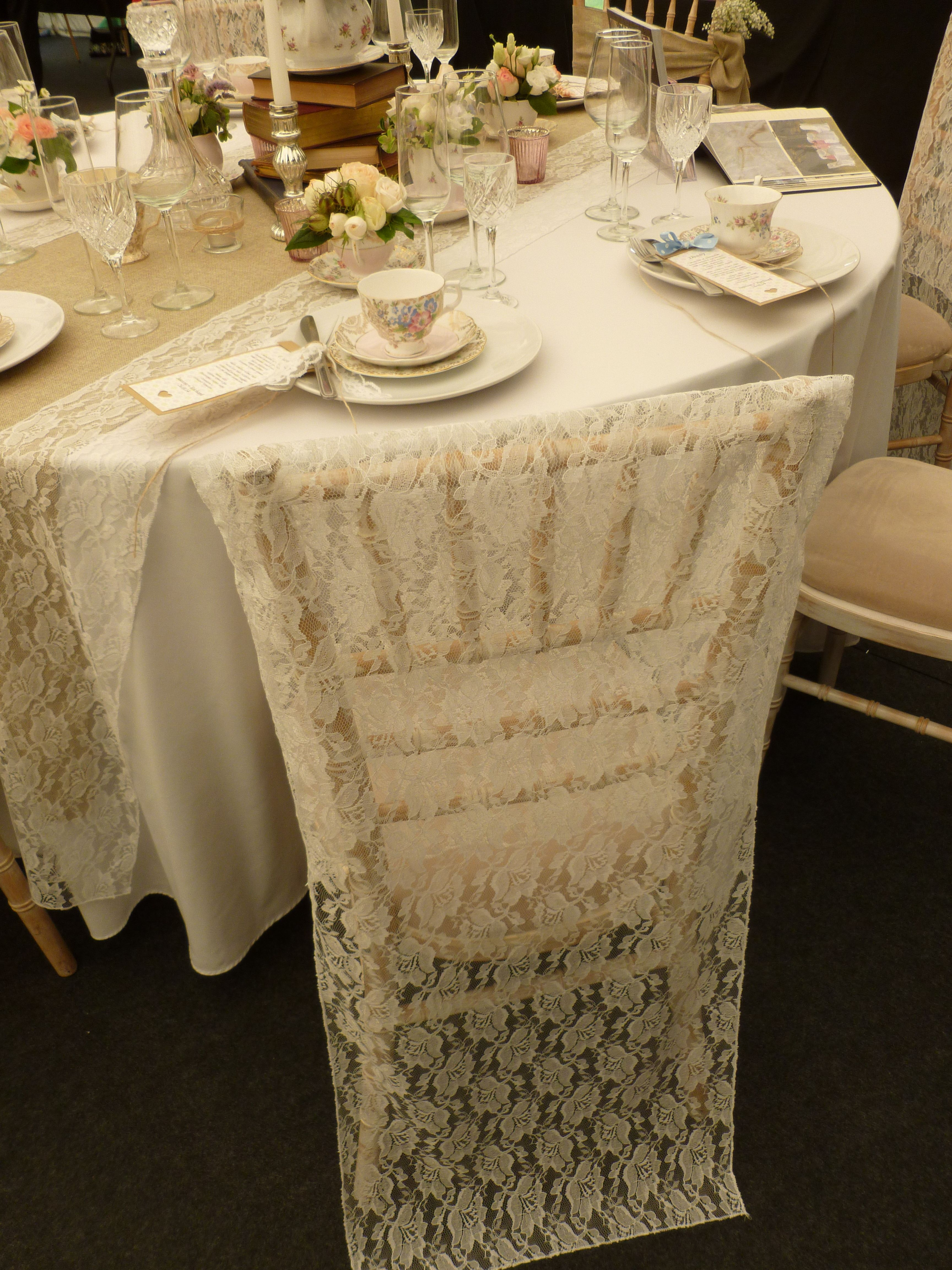 chair covers for hire south wales recliner beautiful lace veil designed by simply bows and available weddings events chaircovers