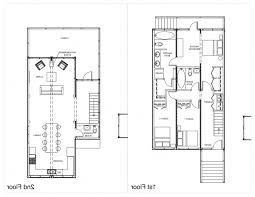 Floor plan of 2 storey container house how to build diy - Simple container house plans ...
