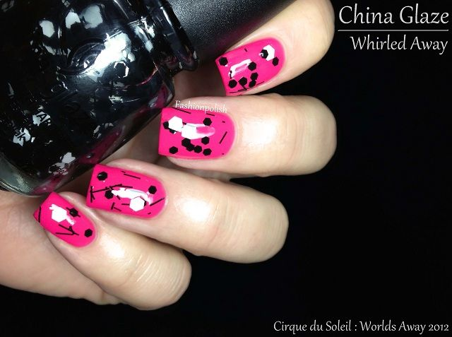 China Glaze Quotwhirled Awayquot Over Quotescaping Reality