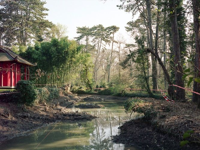 The Haunting Human Zoo of Paris. Today, the Jardin d'Agronomie Tropicale is treated as a stain on France's history. Kept out of sight for most of the 20th century, the buildings are abandoned and decaying, and the exotic plantations have long ago disappeared.