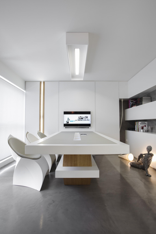 17 Minimalist Home Interior Design Ideas: Conceptual Minimalism Silver A Design Award 2013 In Interior Space & Exhibition Design In 2020