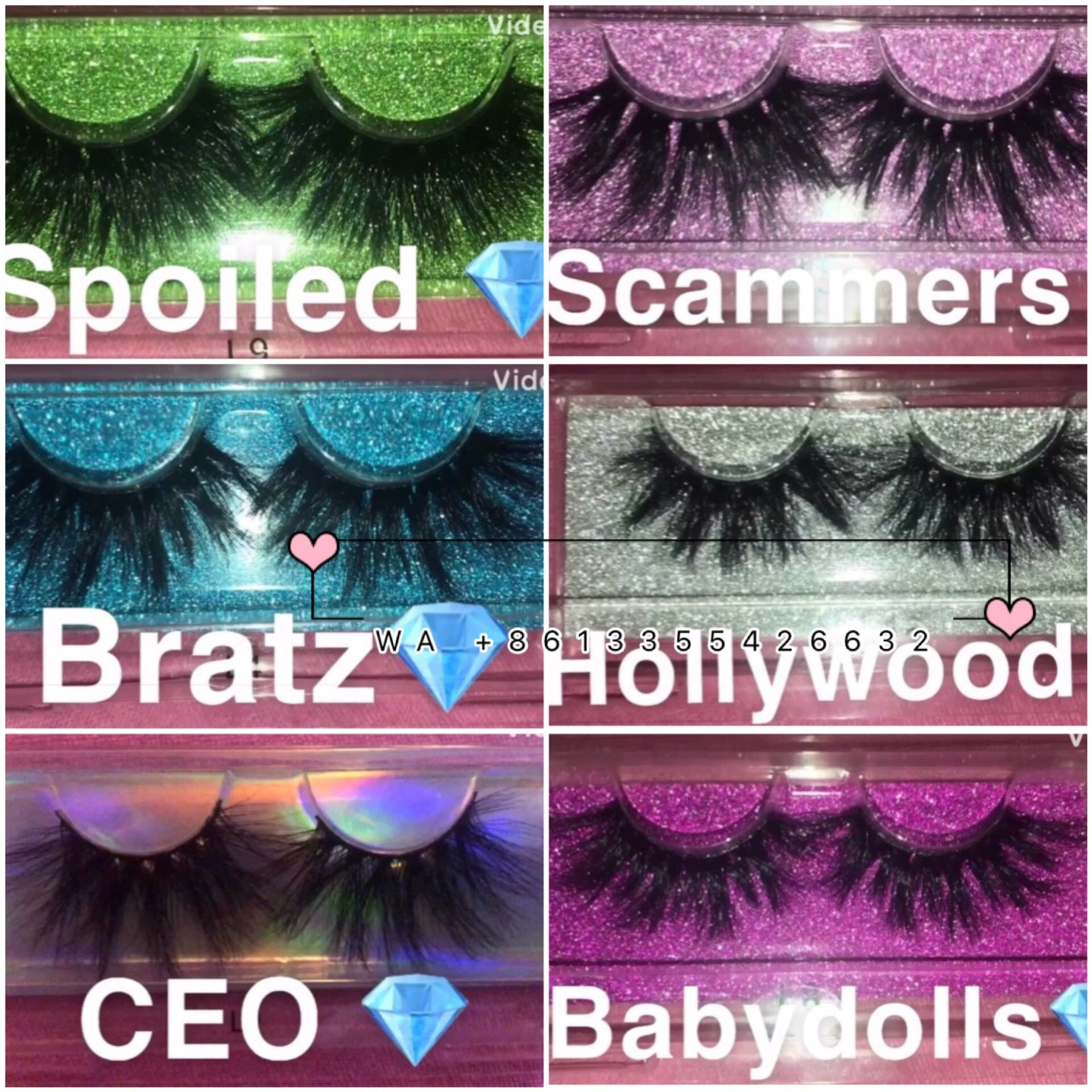 Pin on Lashes