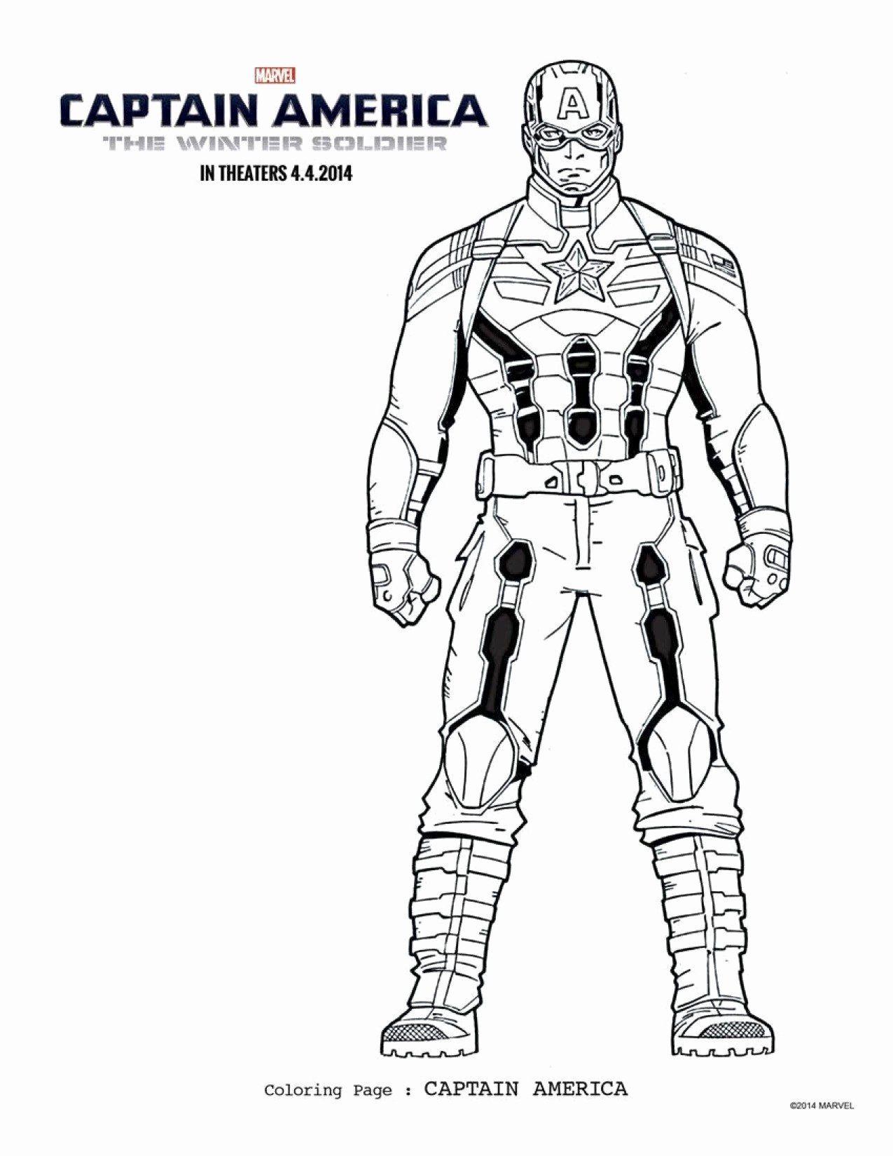 Coloring Sheets For Winter Inspirational Superhero Team Avengers