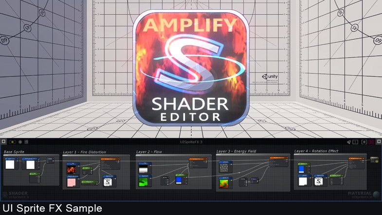 Amplify Shader Editor #sponsored#Tools Editor#Shader#Amplify