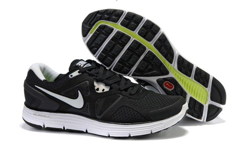 553b2cebf22d Anthracite Summit White Black Volt Nike LunarGlide 3 Men s Running Shoes