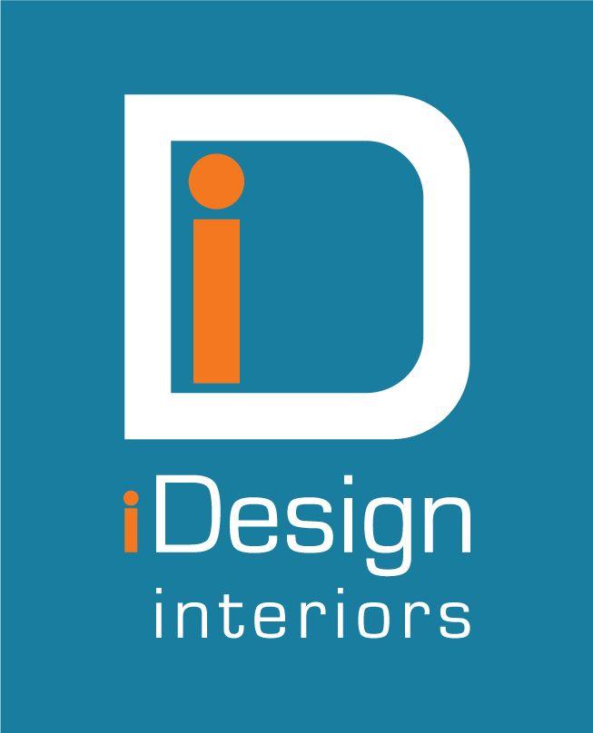Logo design for idesign interiors local interior company also rh pinterest