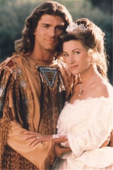 Joe Lando And Jane Seymour In The Wedding Episode For Better Or Worse Dr Quinnjane