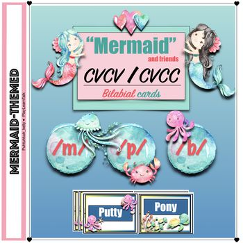 mermaid speech